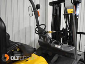 TCM FD30T3 Diesel 3 Tonne Forklift Integral Sideshift Pneumatic Tyres Low Hours - picture6' - Click to enlarge