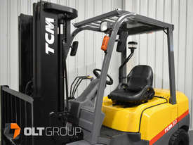 TCM FD30T3 Diesel 3 Tonne Forklift Integral Sideshift Pneumatic Tyres Low Hours - picture11' - Click to enlarge