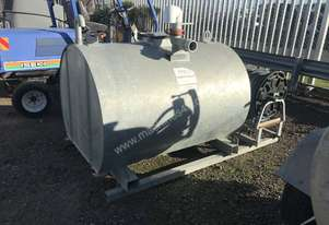 2016 Mentay Water Cartage Tank