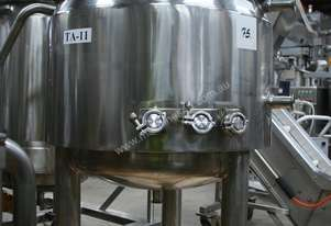 Fallsdell Machinery Stainless Steel Reactor