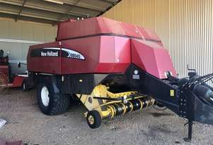 New Holland BB940A Square Baler Hay/Forage Equip