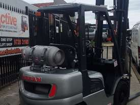 Check it out NISSAN Forklift 2.5Ton 5500mm Great value Super Low Hrs  - picture1' - Click to enlarge