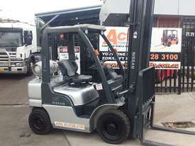 Check it out NISSAN Forklift 2.5Ton 5500mm Great value Super Low Hrs  - picture3' - Click to enlarge