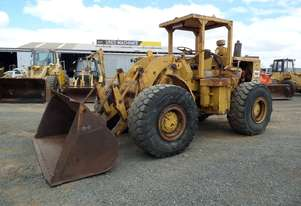 1970 Caterpillar 966C Wheel Loader *CONDITIONS APPLY*