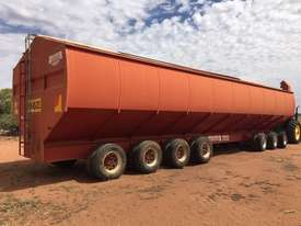 Bromar Engineering 130t Mother Bin Handling/Storage - picture1' - Click to enlarge