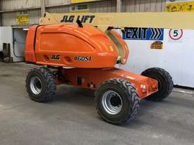 JLG 460SJ STRAIGHT BOOM LIFT - picture2' - Click to enlarge