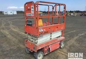 2012 Snorkel S1930E Electric Scissor Lift