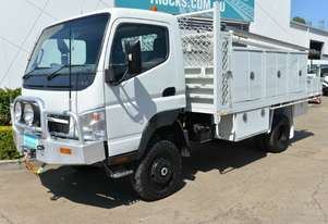 2009 MITSUBISHI FUSO CANTER Service Vehicle 4x4 Tray Top