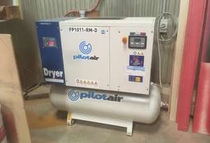 Pilotair screw compressor