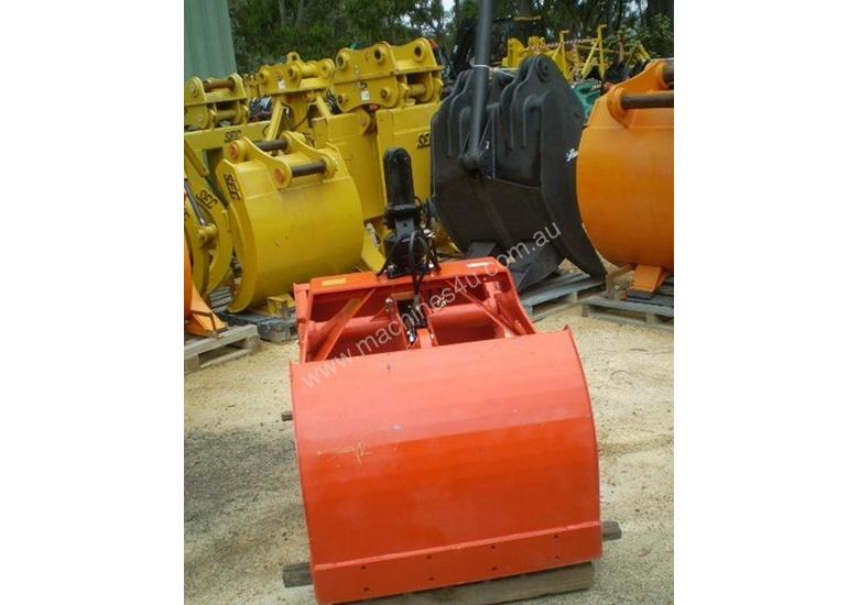 Clamshell Buckets Different Sizes Brands