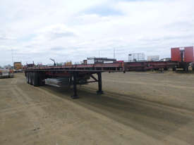 Freighter Semi Flat top Trailer - picture1' - Click to enlarge