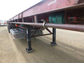 Freighter Semi Flat top Trailer - picture3' - Click to enlarge
