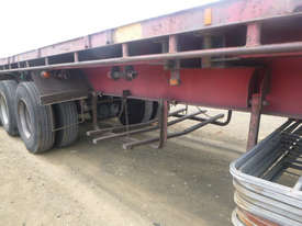 Freighter Semi Flat top Trailer - picture5' - Click to enlarge