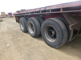 Freighter Semi Flat top Trailer - picture8' - Click to enlarge