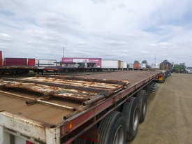 Freighter Semi Flat top Trailer - picture11' - Click to enlarge