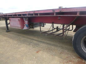 Freighter Semi Flat top Trailer - picture12' - Click to enlarge