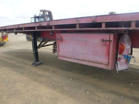 Freighter Semi Flat top Trailer - picture14' - Click to enlarge
