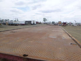 Freighter Semi Flat top Trailer - picture17' - Click to enlarge