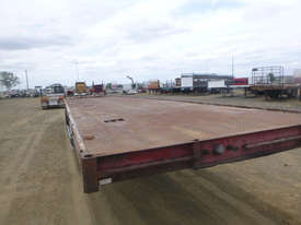 Freighter Semi Flat top Trailer - picture18' - Click to enlarge