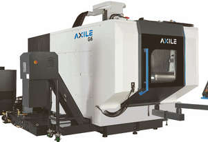 Axile G6 High Performance 5 Axis Gantry Type VMC