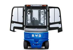 ECB35 COUNTERBALANCE FORKLIFT 3.5T