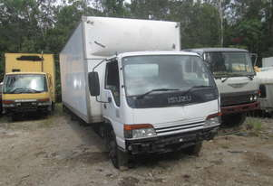 2002 Isuzu NQR70 - Wrecking - Stock ID 1617