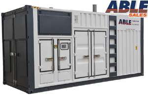1100 kVA Containerized Diesel Generator 415V - Cummins Powered