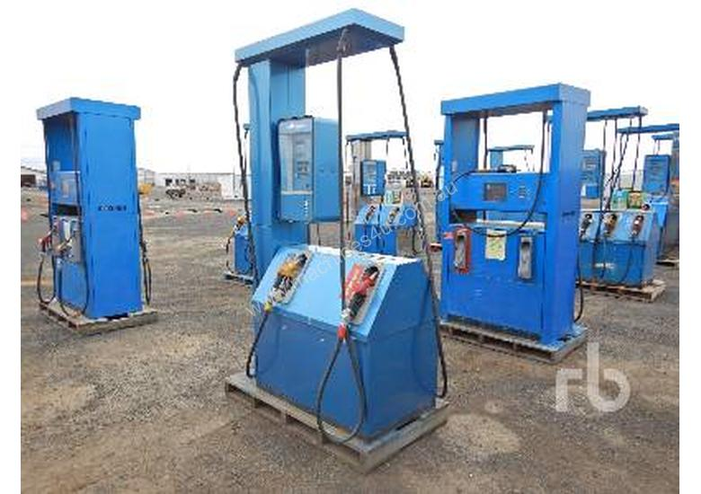 Used 1994 Gilbarco Gilbarco T077ap 1 Pump Pumps Valves In Listed On Machines4u