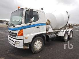 HINO FM1J Mixer Truck - picture1' - Click to enlarge