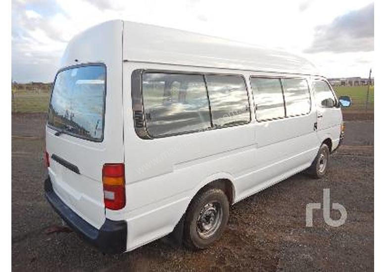 Used 1996 Toyota COMMUTER Buses in CORIO, VIC