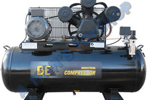 COMPRESSOR 3 PHASE 10HP 300 LTR TANK