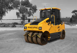 New Multi Tyre Roller - Multipac 524H