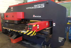 Amada   N.C Turret punch Press