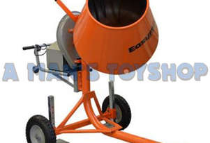 CEMENT MIXER 3.5CU/FT 4HP HONDA PETROL