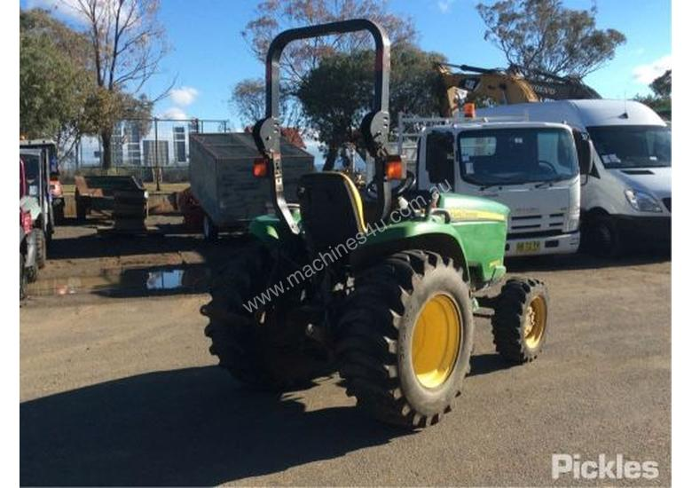 Used John Deere 3032E 2WD Tractors 0-79hp in TAMWORTH, NSW