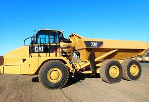 Caterpillar 730 Articulated Dump Truck