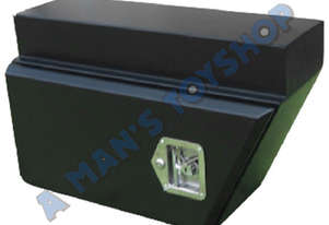TOOLBOX STEEL UNDER LEFT 660X410X260MM