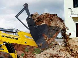 NEW HOLLAND B90B BACKHOE LOADER - picture1' - Click to enlarge