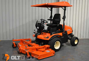 Kubota F3690 Out Front Mower 36hp Diesel Rear Discharge Deck Delivery Australia Wide