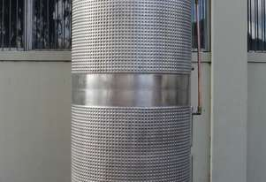 Stainless Steel Dimple Jacketed Mixing Tank
