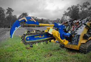 Trencher MT600 Direct. Auger Torque.