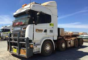 2015 SCANIA R SERIES EURO 5 PRIME MOVER