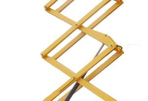 Hire Haulotte 43ft RT Self Levelling Diesel Scissor Lift