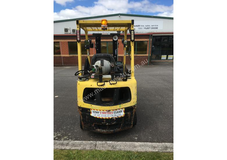 2.0T LPT Counterbalance Forklift