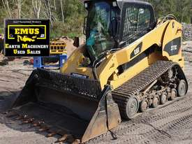 2007 CAT 277C Skid Steer, 3696hrs.  MS573 - picture0' - Click to enlarge
