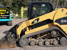 2007 CAT 277C Skid Steer, 3696hrs.  MS573 - picture1' - Click to enlarge