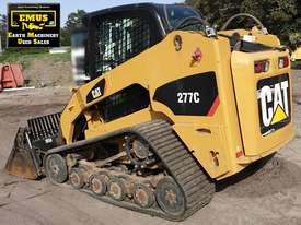 2007 CAT 277C Skid Steer, 3696hrs.  MS573 - picture2' - Click to enlarge