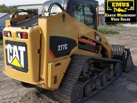 2007 CAT 277C Skid Steer, 3696hrs.  MS573 - picture3' - Click to enlarge