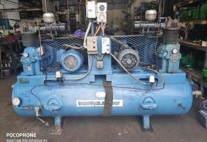 Broomwade Air Compressor 3 Phase