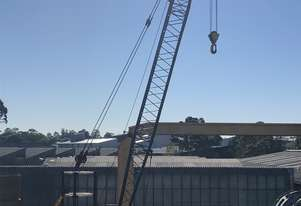 Coles Pin Jib Crane For Sale